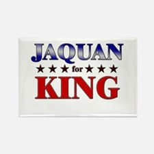 JAQUAN for king Rectangle Magnet