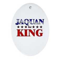 JAQUAN for king Oval Ornament