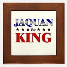 JAQUAN for king Framed Tile