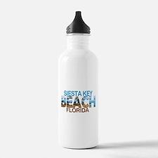 Summer siesta key- flo Sports Water Bottle