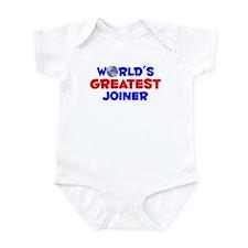 World's Greatest Joiner (A) Infant Bodysuit