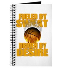 Basketball Fueled by Sweat Journal