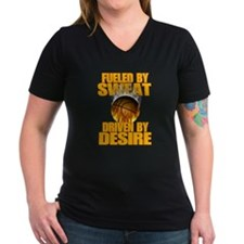 Basketball Fueled by S Shirt