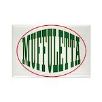 Muffuletta Rectangle Magnet