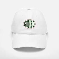 Gumbo Oval Baseball Baseball Cap
