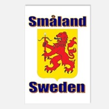The Småland Store Postcards (Package of 8)