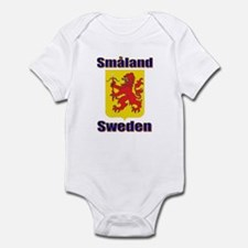 The Småland Store Infant Creeper