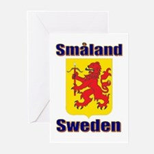 The Småland Store Greeting Cards (Pk of 10)
