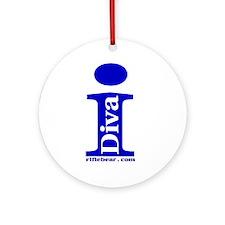 iDIVA Ornament (Round)