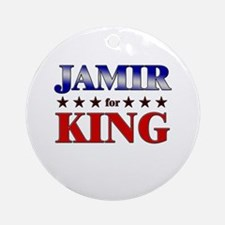 JAMIR for king Ornament (Round)