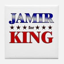 JAMIR for king Tile Coaster