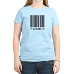Farmer Barcode Women's Light T-Shirt