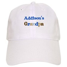 Addison's Grandpa Baseball Cap