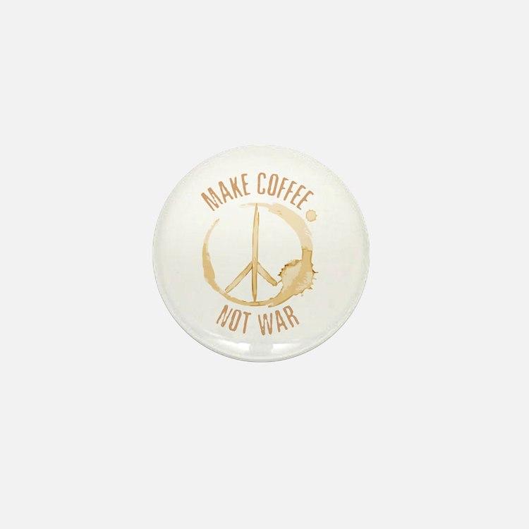 Make Coffee Mini Button