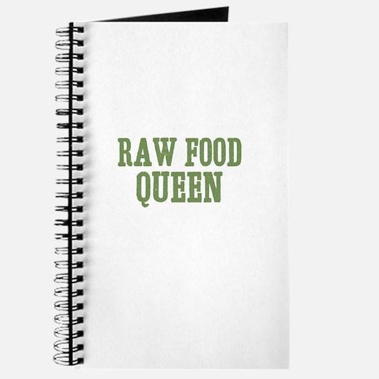 Raw Food Queen Journal