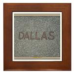 Dallas Framed Tile