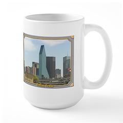Dallas Skyline #1 Mug