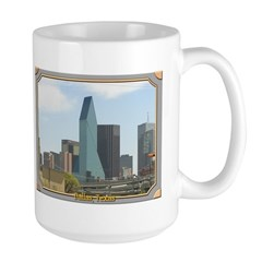 Dallas Skyline #1 Mug