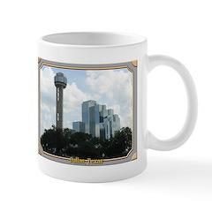 Dallas Skyline #2 Mug