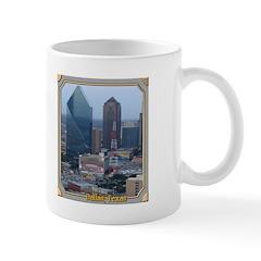 Dallas Skyline #3 Mug