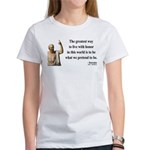 Socrates 4 Women's T-Shirt