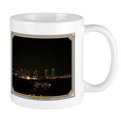 Dallas Skyline #5 Mug