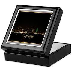 Dallas Skyline #5 Keepsake Box