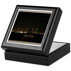 Dallas Skyline #5 Keepsake Box