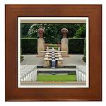 Aboretum Framed Tile