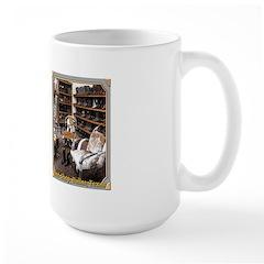 Boot Shop Large Mug