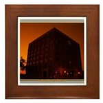 Book Depository #2 Framed Tile