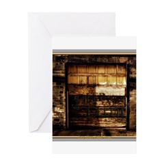 Deep Ellum #1 Greeting Card