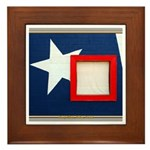 Deep Ellum #4 Framed Tile