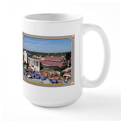 Cotton Bowl #1 Large Mug