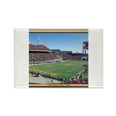 Cotton Bowl #2 Rectangle Magnet