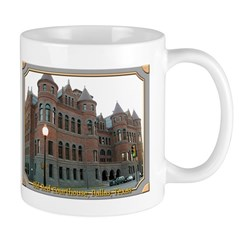 Old Red Courthouse Mug