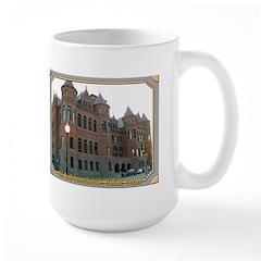 Old Red Courthouse Mug