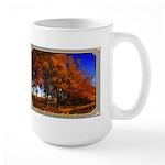 White Rock Lake Large Mug