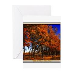White Rock Lake Greeting Card