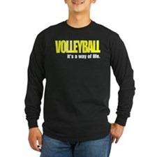 Volleyball Way of Life T