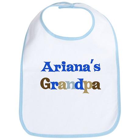 Ariana's Grandpa Bib