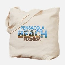 Summer pensacola- florida Tote Bag