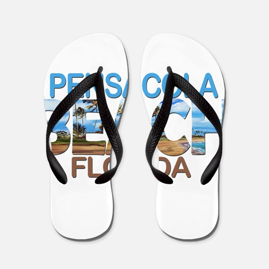 Summer pensacola- florida Flip Flops