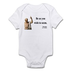 Socrates 5 Infant Bodysuit