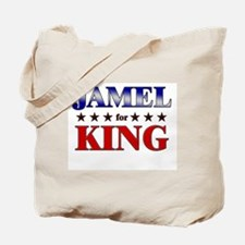 JAMEL for king Tote Bag