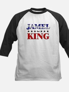 JAMEL for king Kids Baseball Jersey