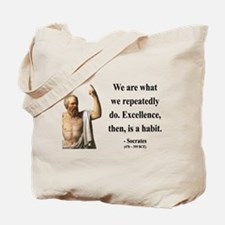 Socrates 6 Tote Bag