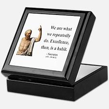 Socrates 6 Keepsake Box