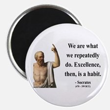 "Socrates 6 2.25"" Magnet (10 pack)"