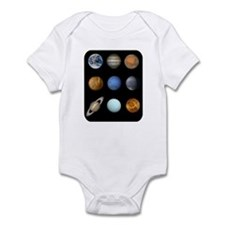 Planets Infant Bodysuit